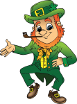 LeprechaunCartoon