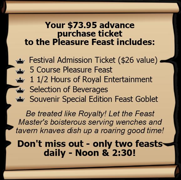 The original renaissance pleasure faire coupon code